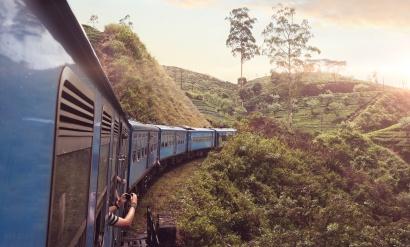 Чайные регионы Цейлона и их достопримечательности: Канди