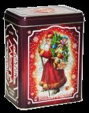 """Чай """"Новогодний"""" в подарочной жестяной банке"""