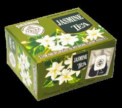Чай черный с ароматом жасмина