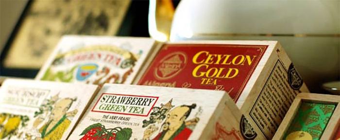 Интернет магазин элитного цейлонского чая Mlesna